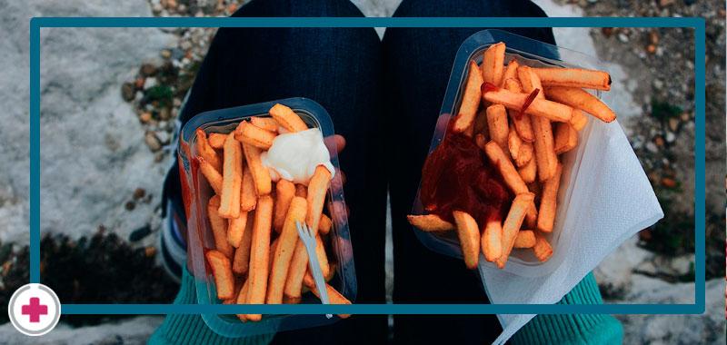 Gosta de fritura? Veja 3 motivos para parar de comer agora